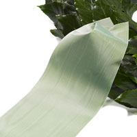 Funeral ribbon Green