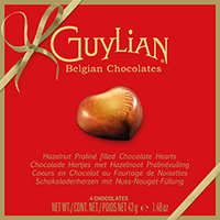 Guylian Heart Chocolates