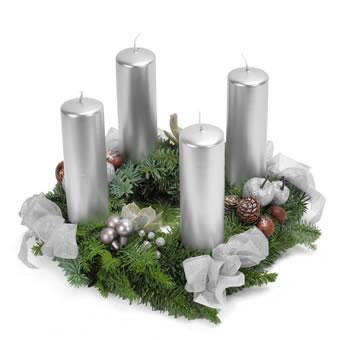 Adventskranz verschicken und ab 25 99 online bestellen for Adventskranz bestellen