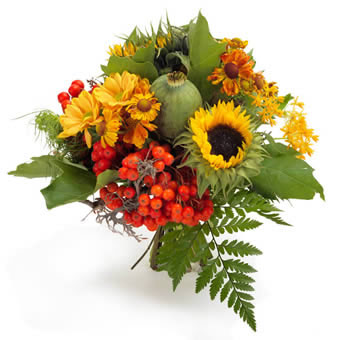 Mixed natural bouquet