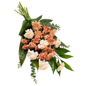 Soft Funeral Bouquet