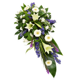 Gorgeous Funeral Spray