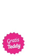 Herzblatt mit Teddy_overlay