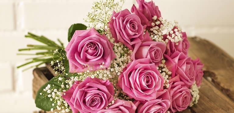 Send roses online