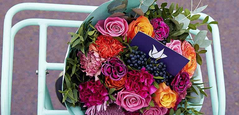 Blumen als Entschuldigung verschicken