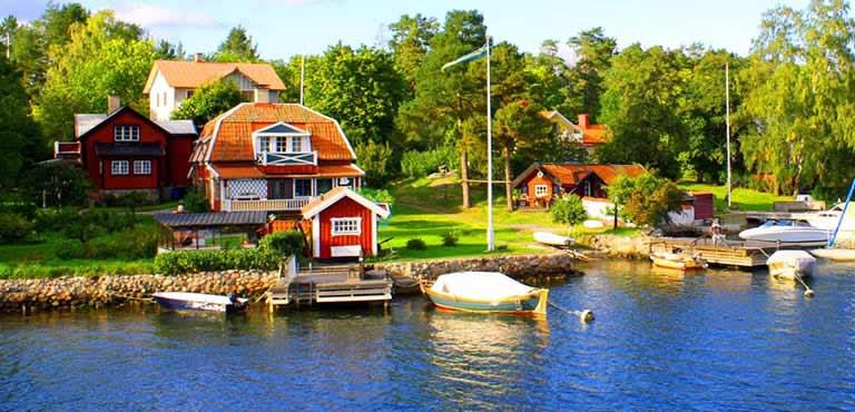 Blumen nach Schweden versenden