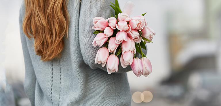 Tulpen online verschicken