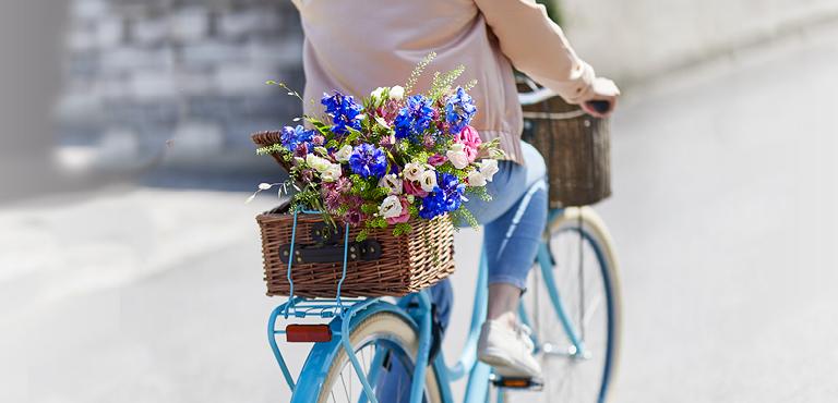 Blumenversand zum Wunschtermin