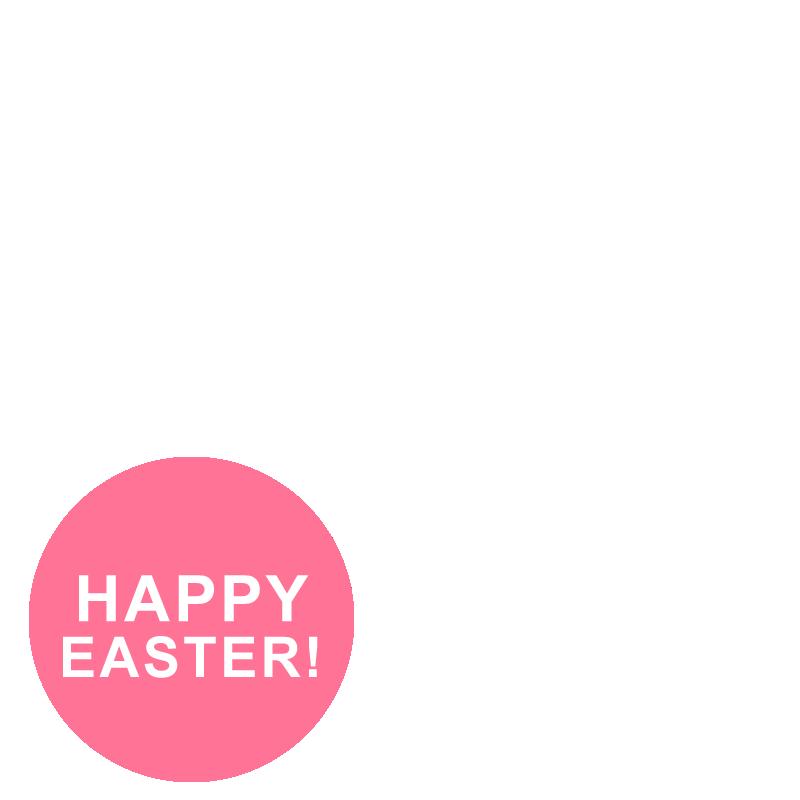 Easter sparkling_overlay