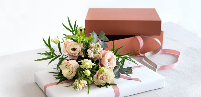 Send Flowers with DHL throughout Germnay