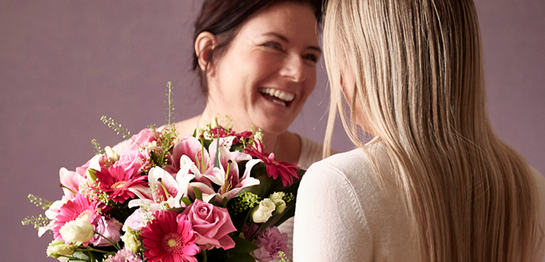 Service- and Delivery Times for Mother's Day