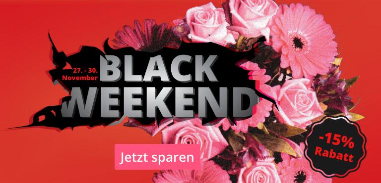 Black Friday Blumen, Blumen im Angebot