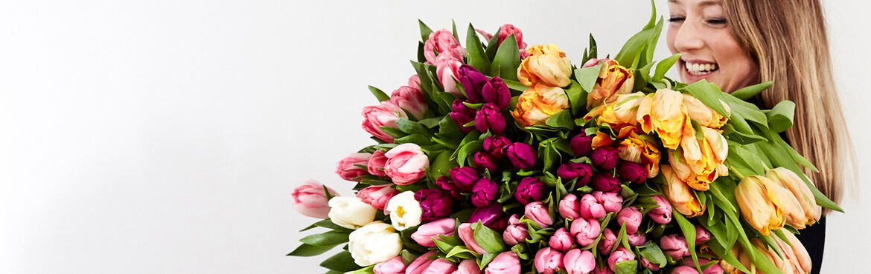 Tulip Bouquet 1170x370